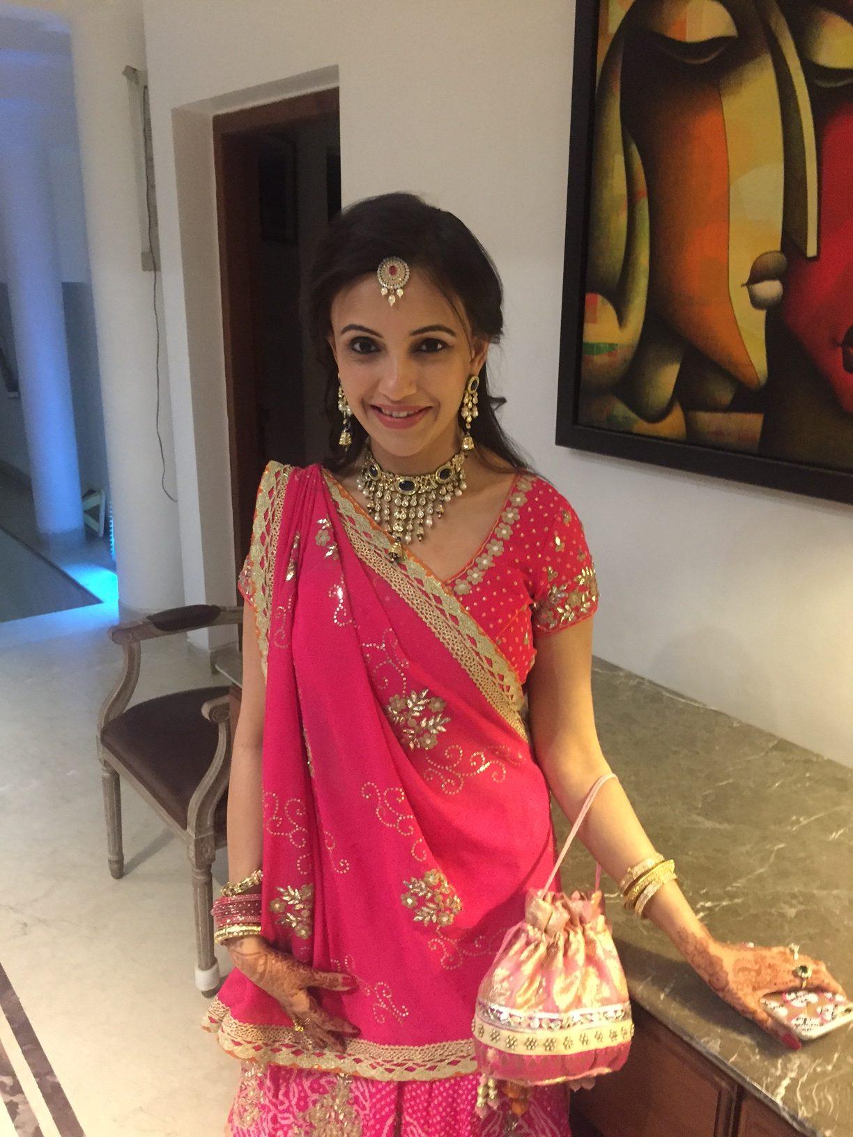 Makeup For Kamini And Vinita Surabhi Mehta