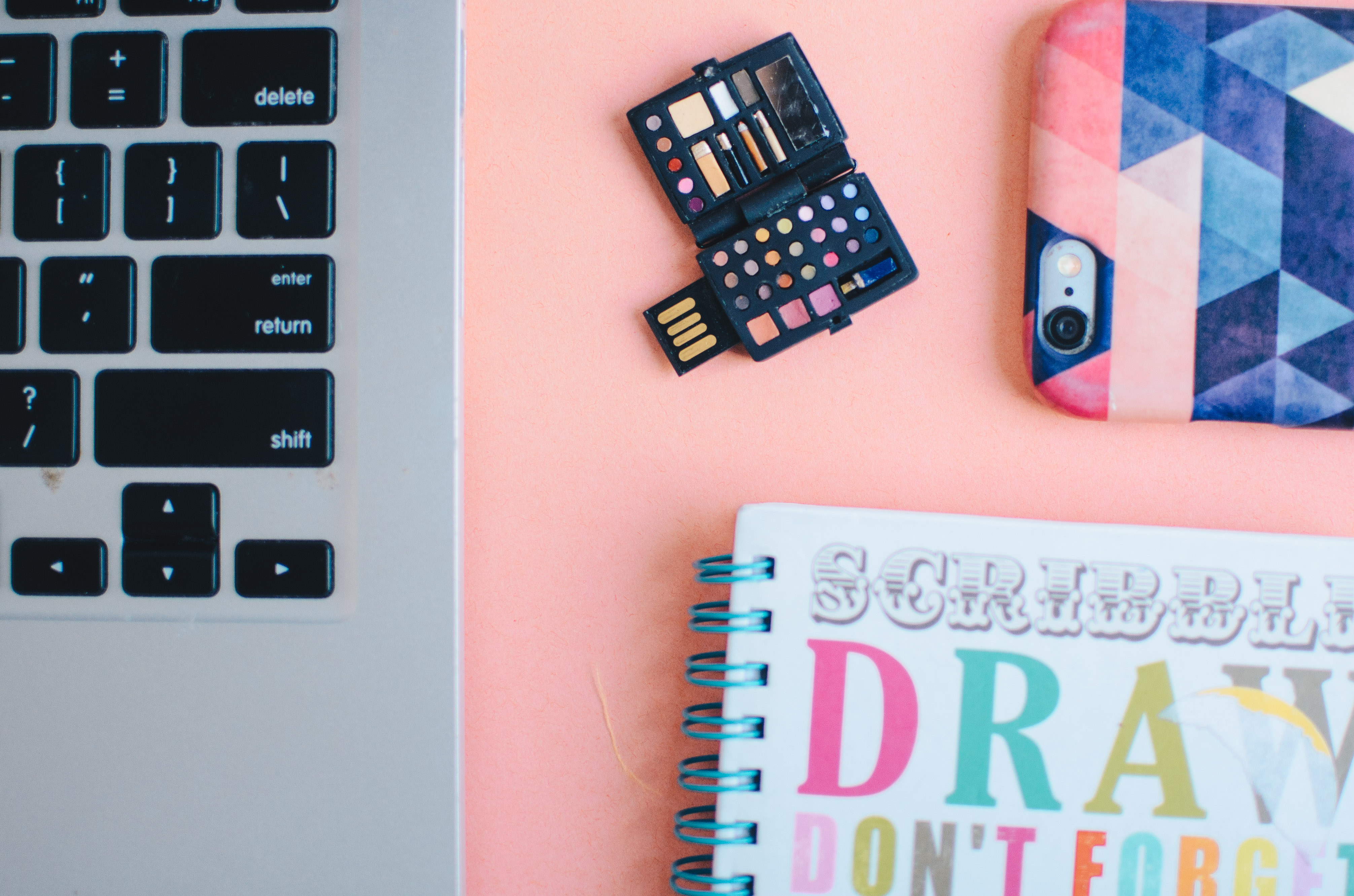 The story behind miniature food and the miniaturist surabhi mehta i recently got a customized makeup palette pen drive for an instagram contest and it was a sure winner fandeluxe Choice Image