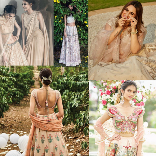 Top 5 designers for your summer wedding wardrobe.